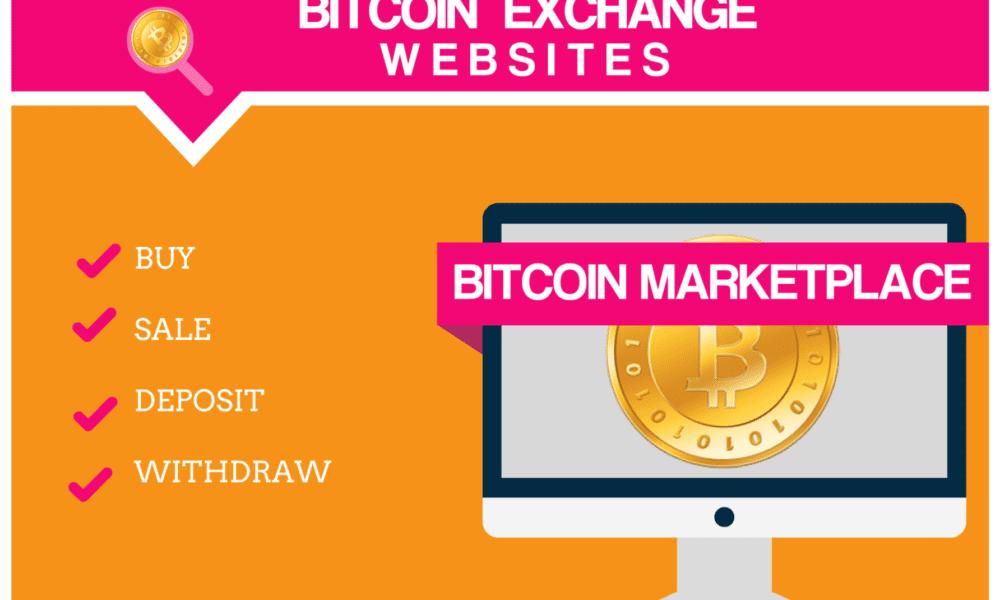 best bitcoin exchange website