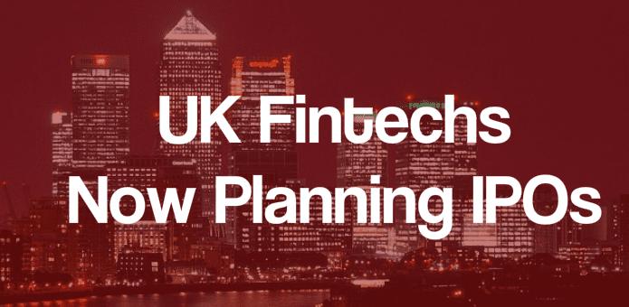UK Fintech IPO