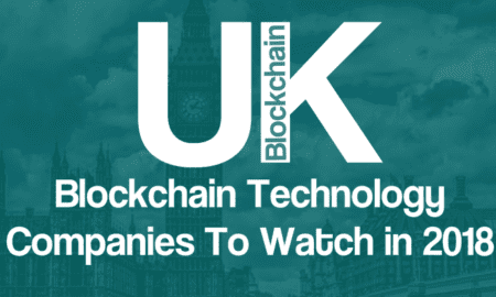 uk Blockchain Technology Companies