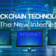 Blockchain Technology Internet