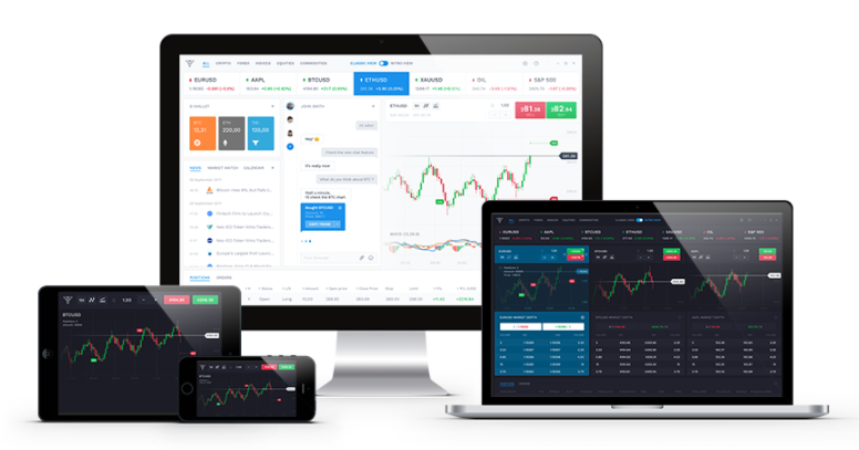 crypto exchange platform)