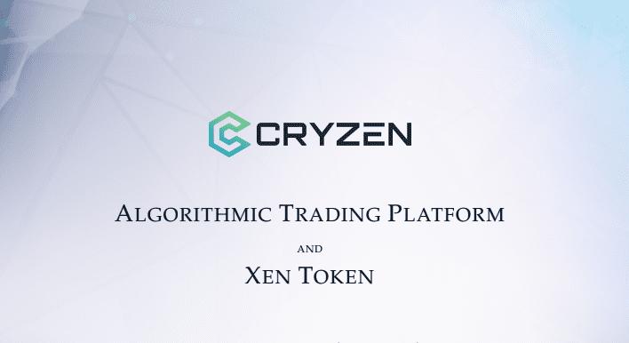 Cryzen Exchange