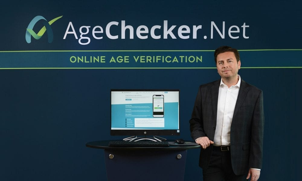 Customer AgeChecker