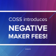 Negative Trading Fees