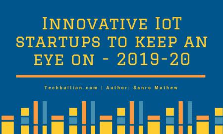 Innovative IoT Startups