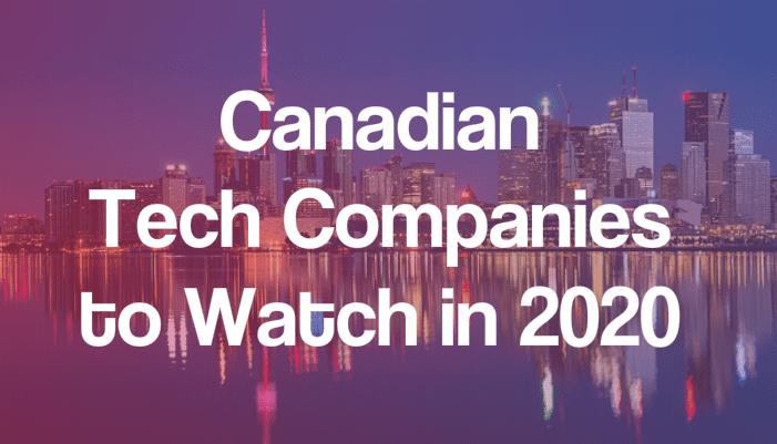 Canadian Tech Companies