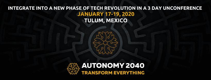 Autonomy 2040
