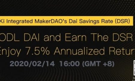 DAI Savings Rate DSR