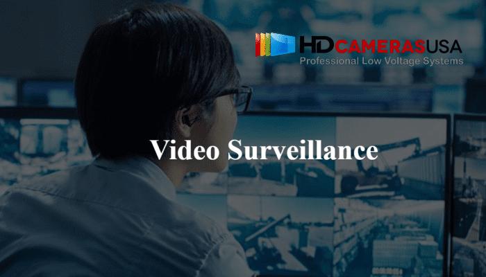 Hi-Tech CCTV Security Camera