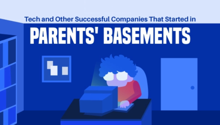 basement tech companies