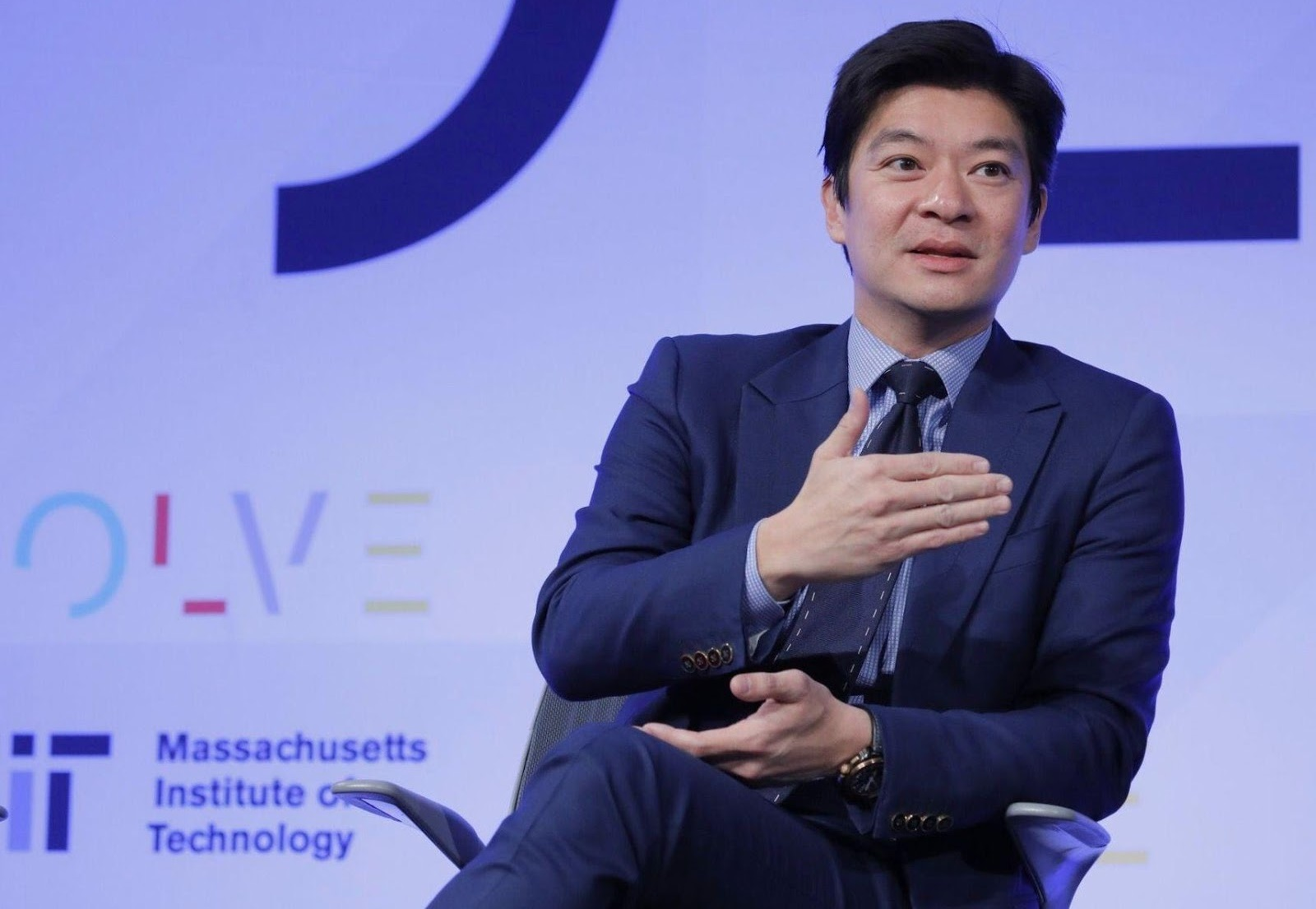 Andrew Chung Offers Advice to Startups