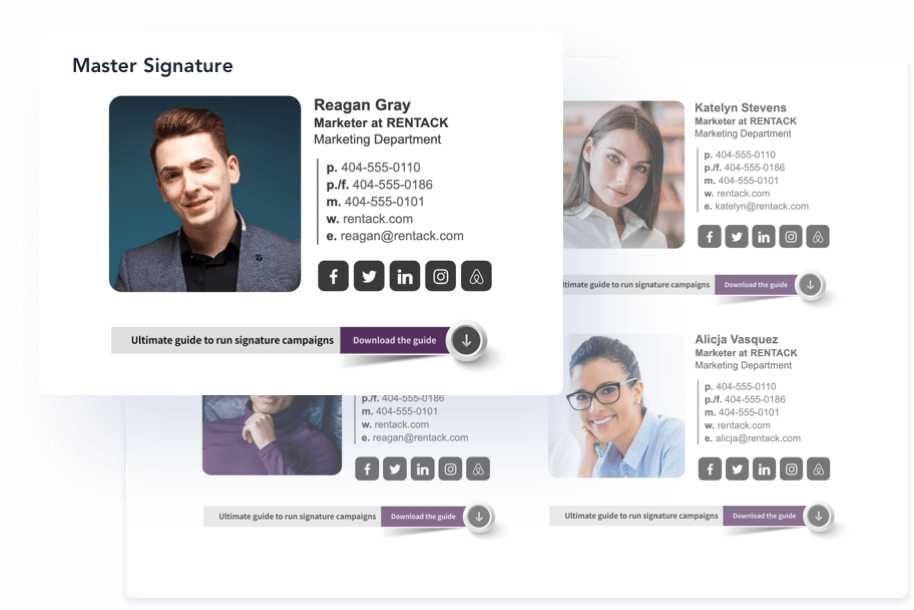 Create an Email Signature