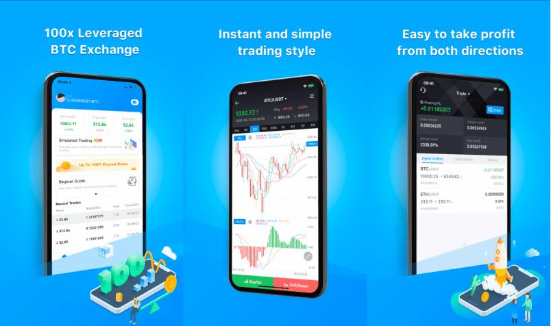 Bexplus Trading App