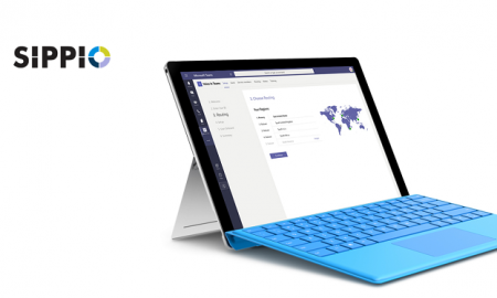 Microsoft Teams SIPPIO as Sales Director