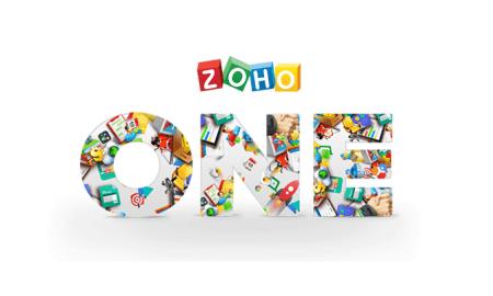 Zoho one CRM