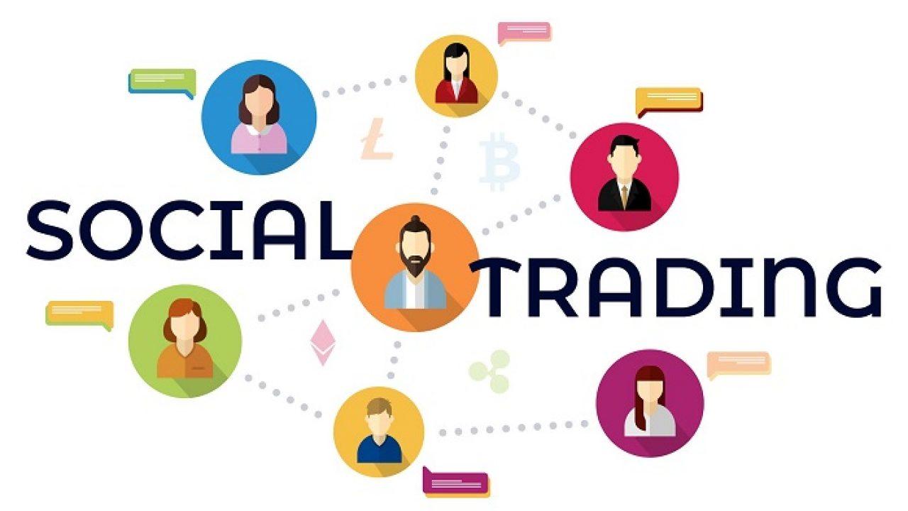 crypto social trading
