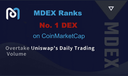 MDEX Ranks Number One