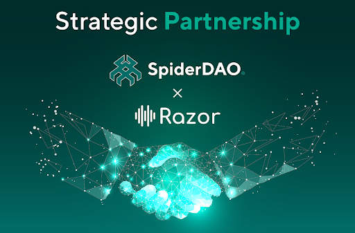 Razor Network Improves Security with SpiderDAO