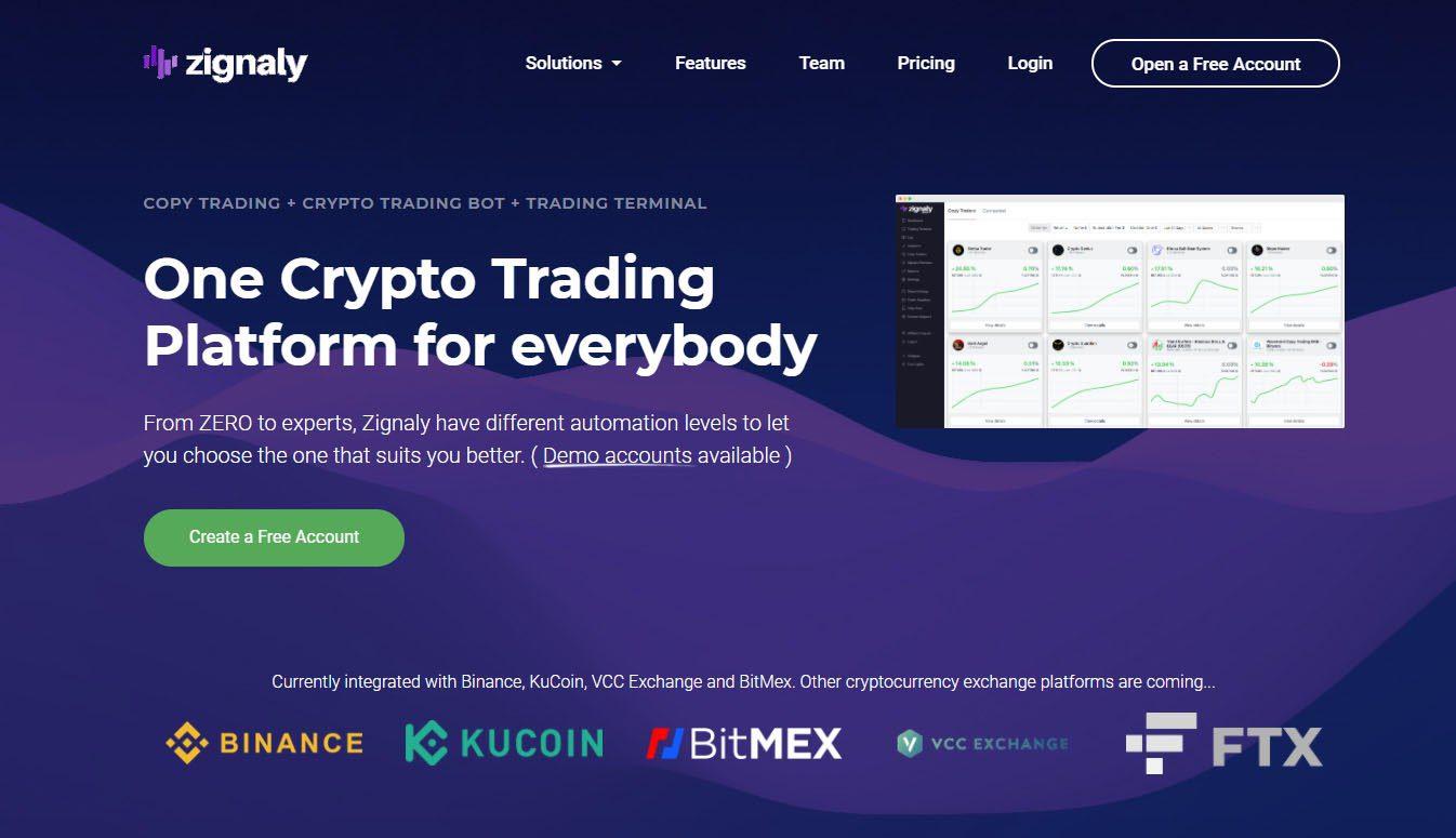 social crypto trading prekybos crypto coach telegrama