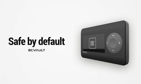 BC Vault safe hardware crypto wallet review