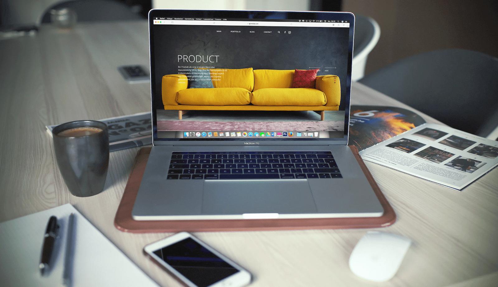 E-Commerce Online