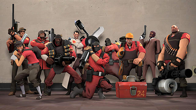 The Best Team Fortress 2 Weapons
