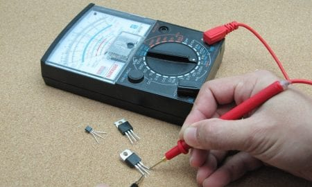 electronics_transistor_multimeter