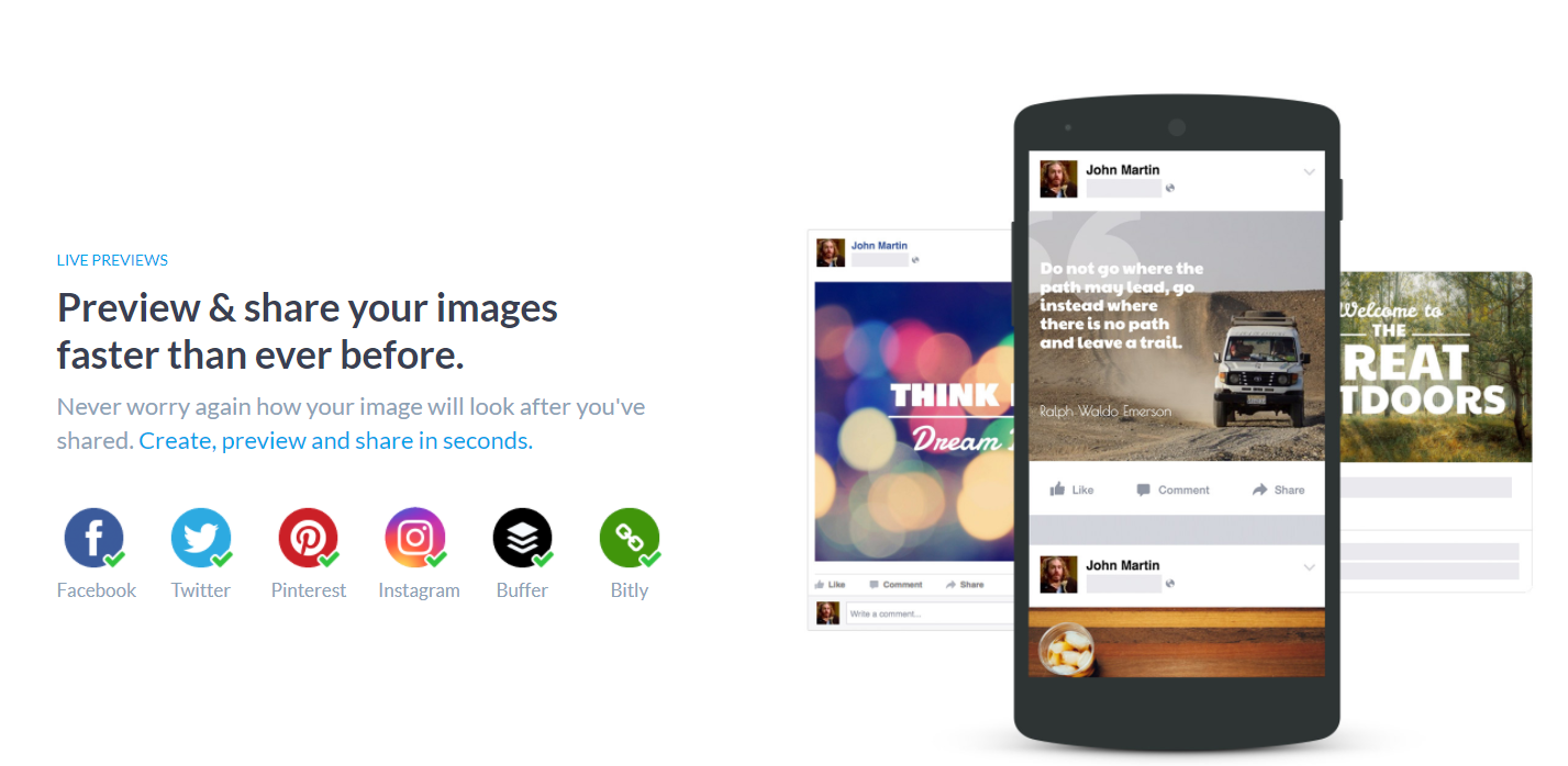 Creating images for your social media