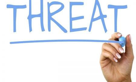 cyber threat fintec company