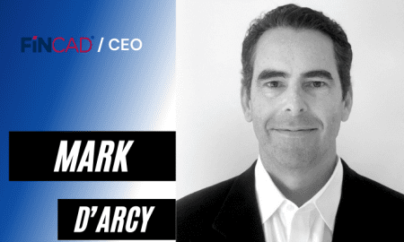 Mark D'Arcy, New President and Chief Executive Officer at FINCAD
