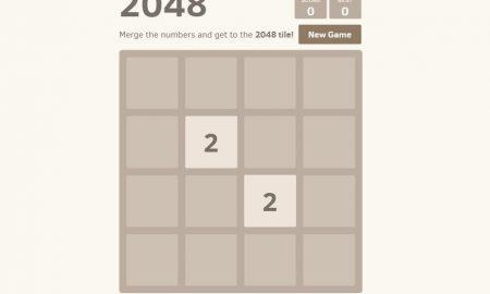 2048 gaming