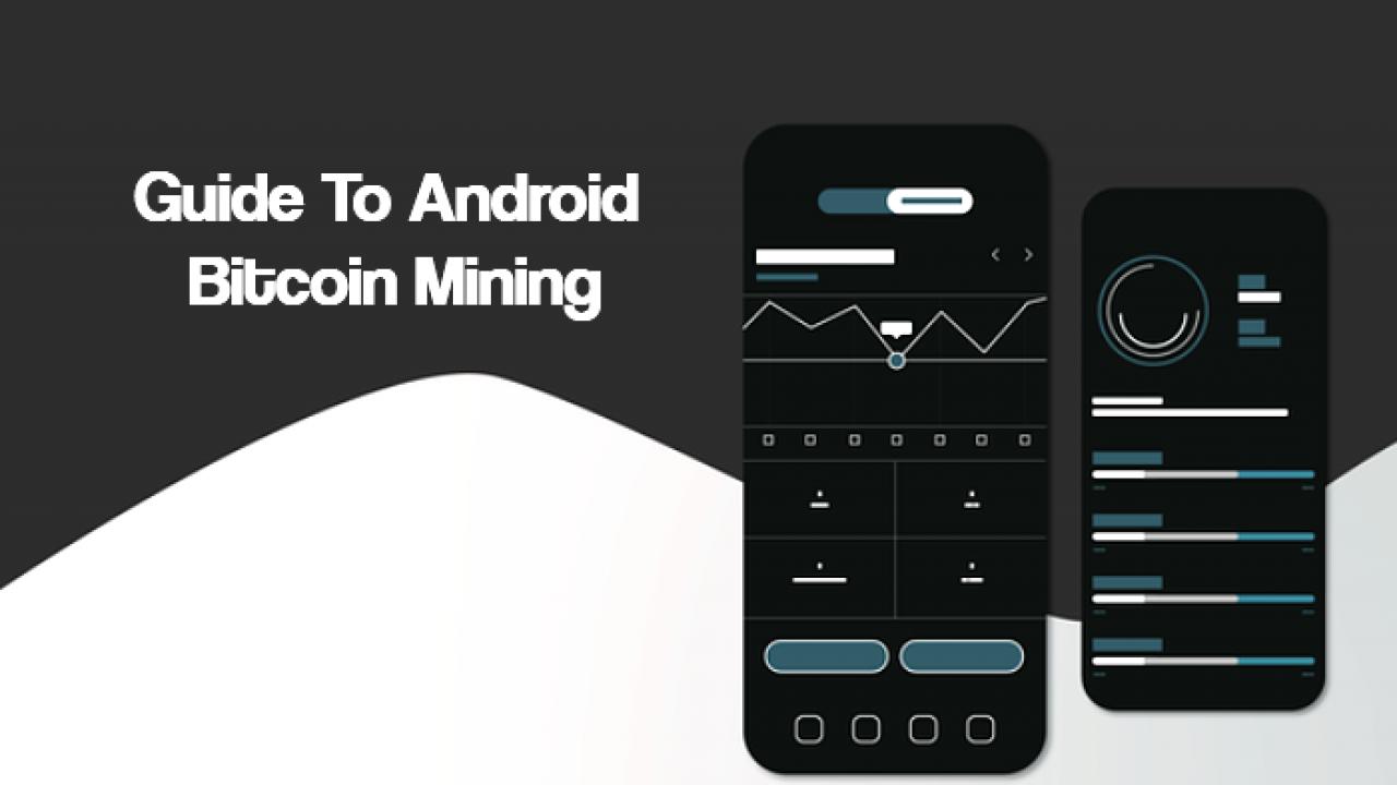 smartphone bitcoin mining