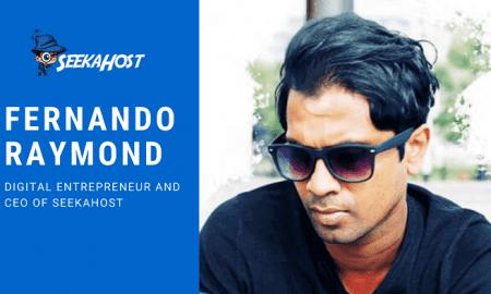 Digital Entrepreneur and CEO of SeekaHost