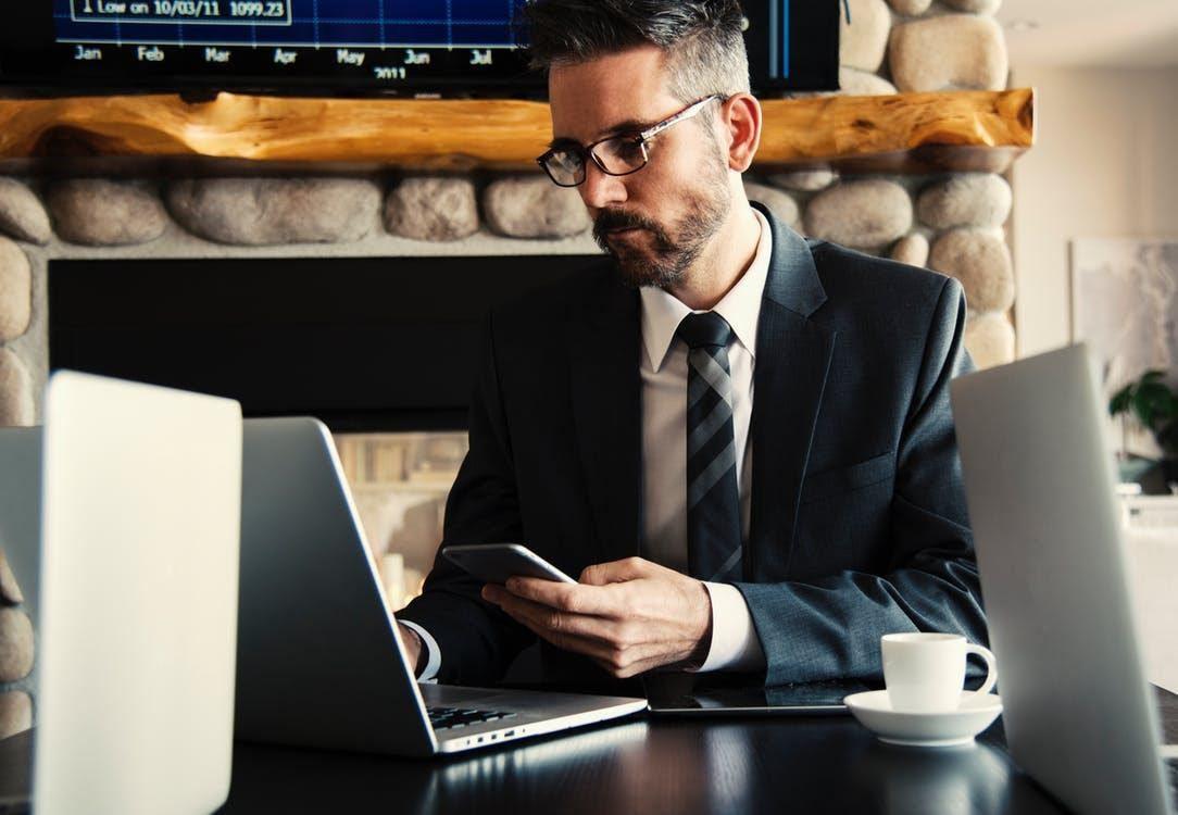 Financial Industry Job