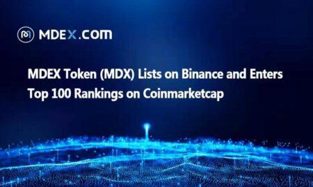 MDEX on CoinMarketcap