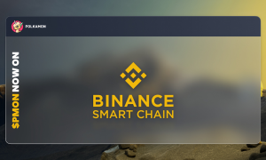 Polkamon on Binance Chain