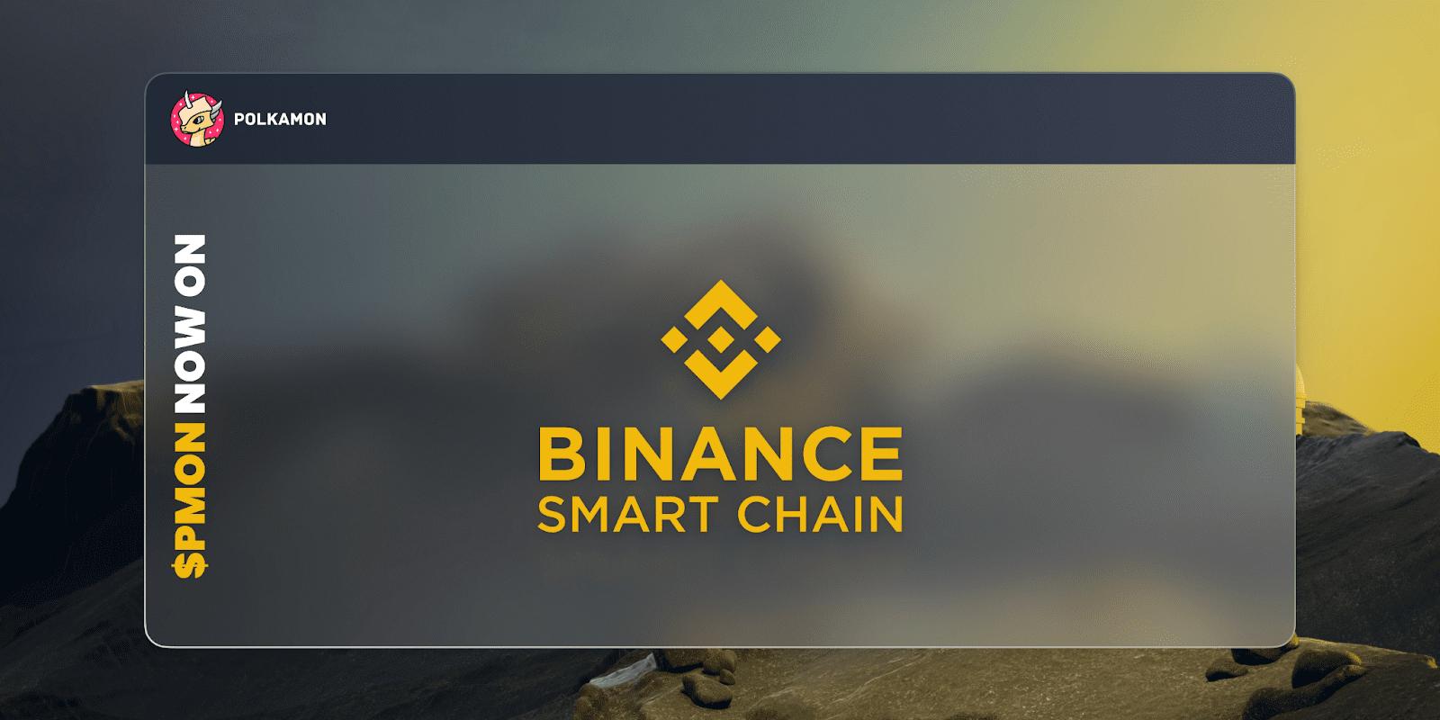 Polkamon on Binance Chain