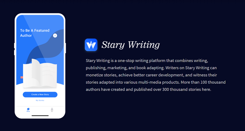 All-inclusive App Stary Disrupts The Publishing IndustryThrough Digitization