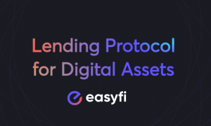 DeFi lending protocol for digital assets