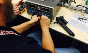 heavy duty linear actuator