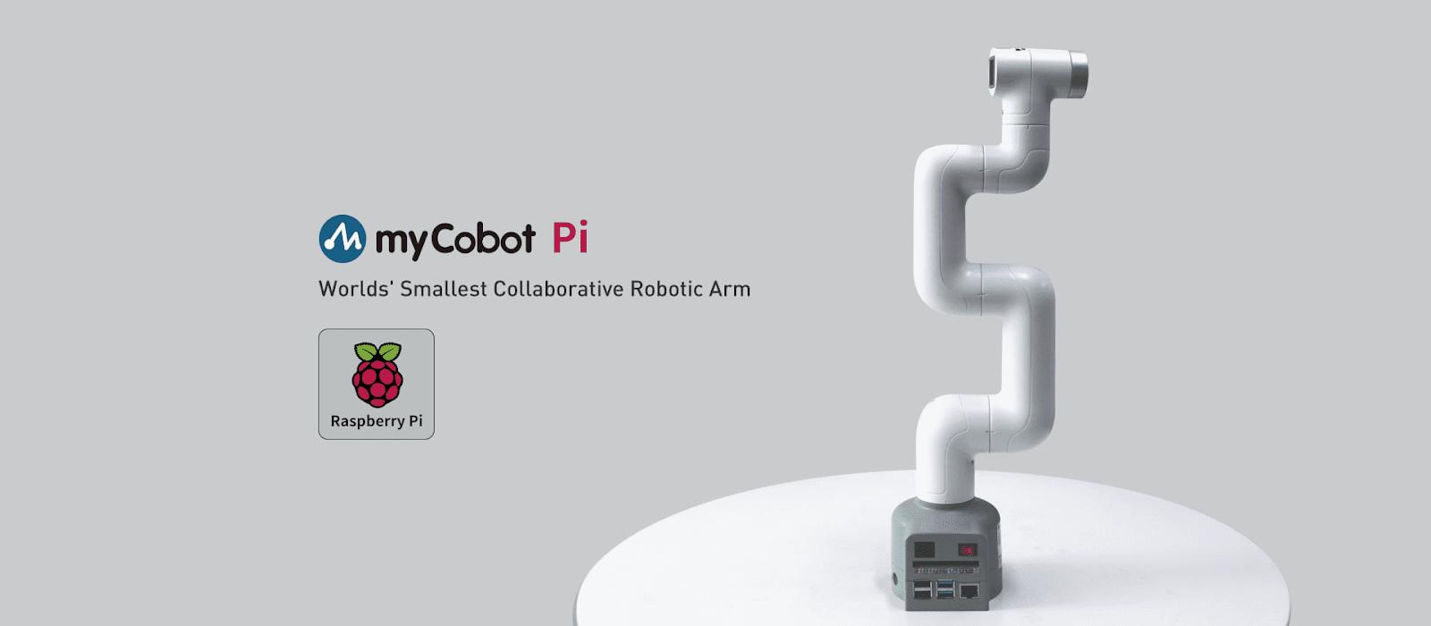 myCobot-Pi