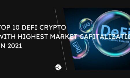 Defi Crypto Market