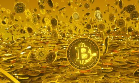 Gold And Bitcoin comparison