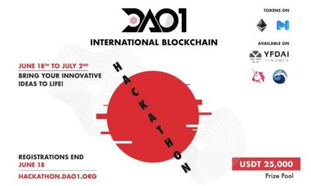 First Edition of its International Blockchain Hackathon