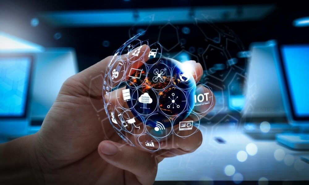 new world using the Internet of Things