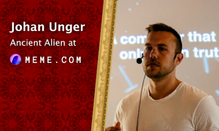 Interview with Johan Unger, Founder of Meme.com