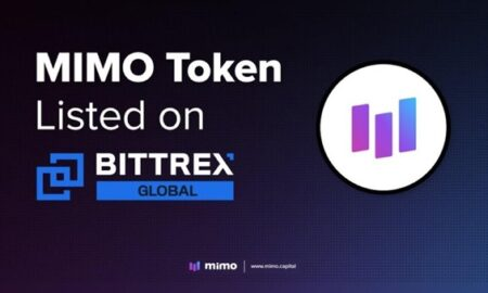 Mimo Token Listed on Bittrex Global
