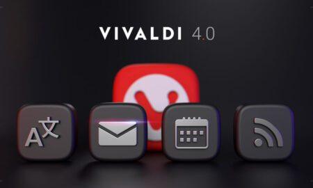Vivaldi 4.0: Vivaldi Translate and the beta version of Vivaldi