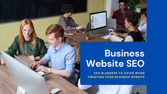 Creating Your Business Website