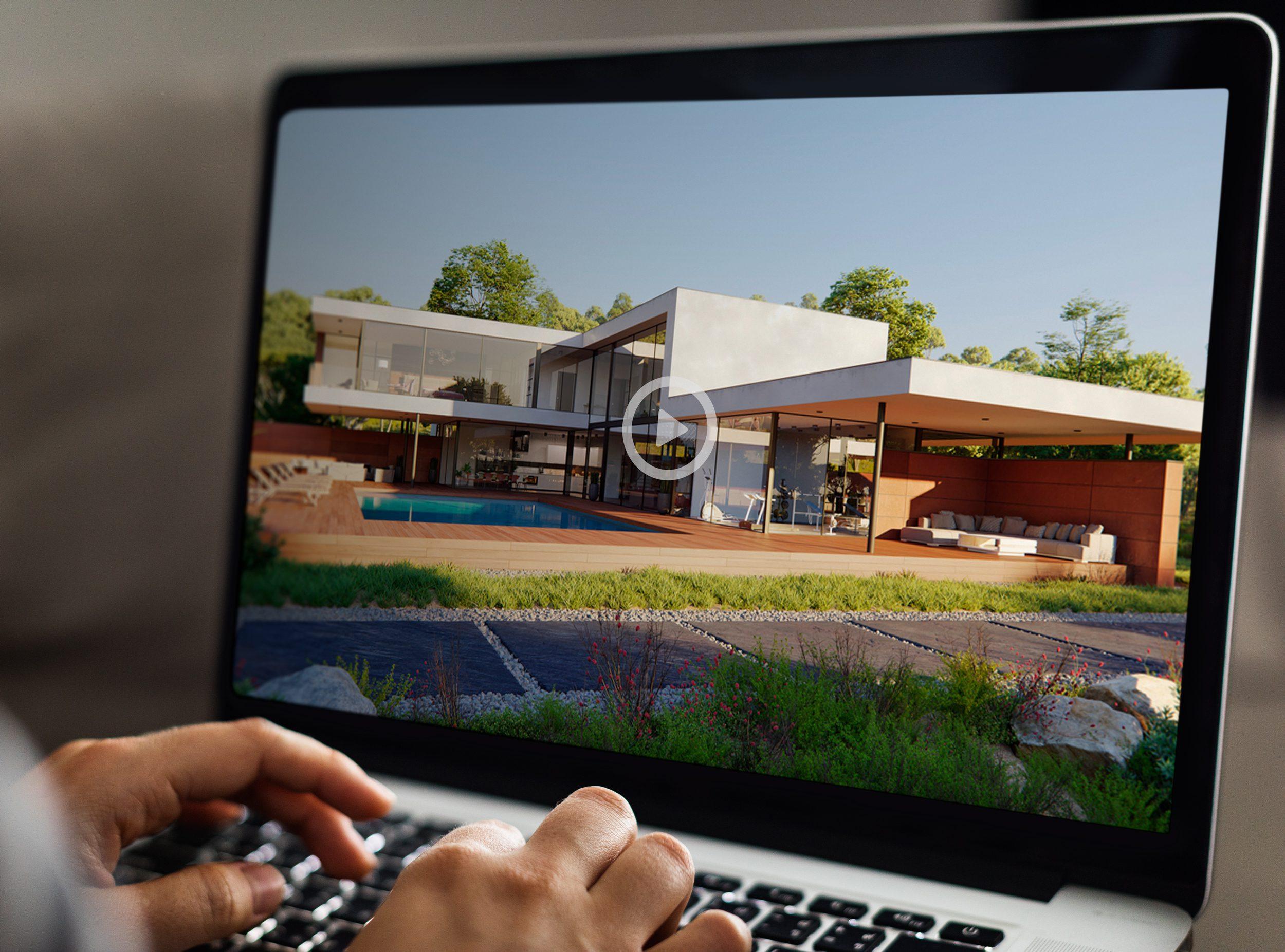 3d walkthrough rela estate marketing